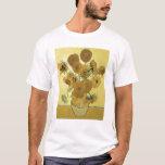 Girassóis de Vincent van Gogh |, 1888 Camiseta