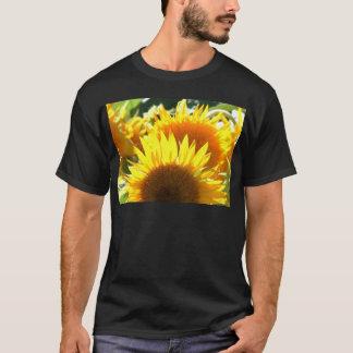 Girassol Camiseta