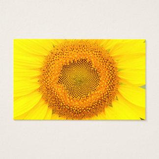 """Girassol Oceania, 3,54"""" x 2,165"""" cartão de visita"""