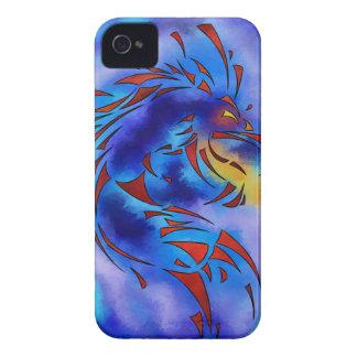 Glenfbach V1 - dragão místico Capas Para iPhone 4 Case-Mate