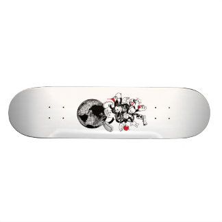 Globetrotter Shape De Skate 18,7cm