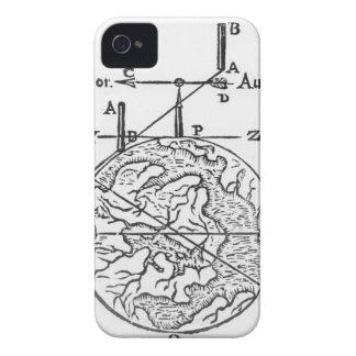 Globo 3 capas para iPhone 4 Case-Mate