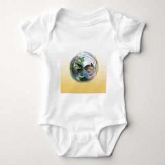 Globo das bolhas body para bebê