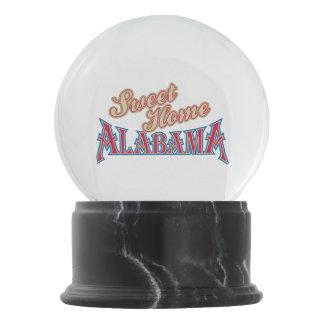 Globo De Neve Alabama é casa