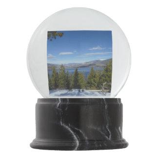 Globo De Neve Globo da neve das cenas da montanha de Colorado