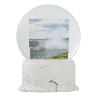 Globo De Neve Lado do canadense de Niagara Falls