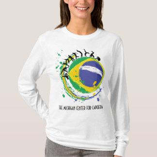 Globo TMCC de Brasil Camiseta