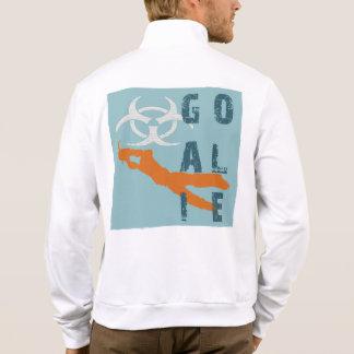 Goalie vest jaqueta