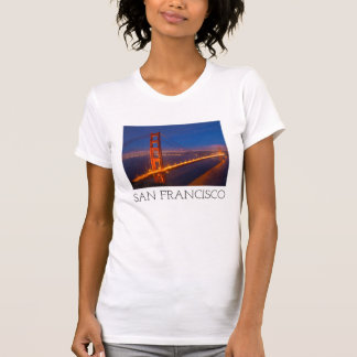 Golden gate bridge, Califórnia Camiseta