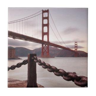 Golden gate bridge contra montanhas