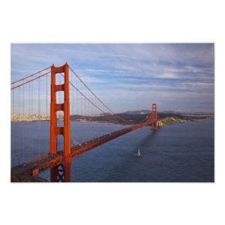 Golden gate bridge do Marín Impressão De Foto