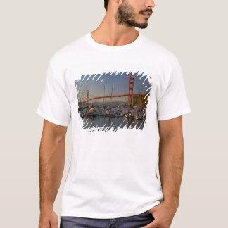 Golden gate bridge e San Francisco 4 Camiseta