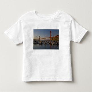 Golden gate bridge e San Francisco 4 Tshirt