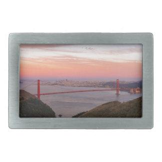 Golden gate bridge San Francisco no nascer do sol