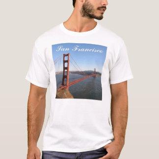 Golden Gate, camisa de San Francisco T