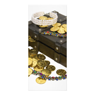 GoldJewelryTreasure092009 10.16 X 22.86cm Panfleto