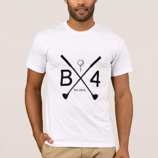 Golf a camisa inspirada de T para o jogador de