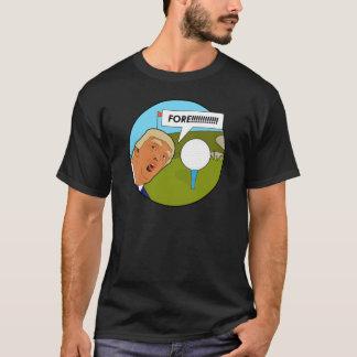 Golfe de Donald Trump Camiseta