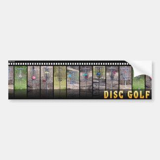 Golfe do disco adesivo