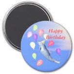 Golfinho do feliz aniversario ima