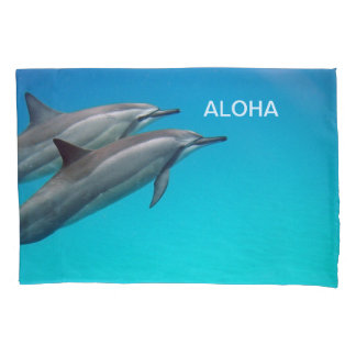 Golfinhos de Havaí com Aloha