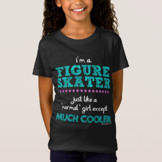 Golly meninas - eu sou uma figura patinador camiseta