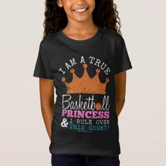 Golly meninas: Princesa Regra Este Corte do Camiseta