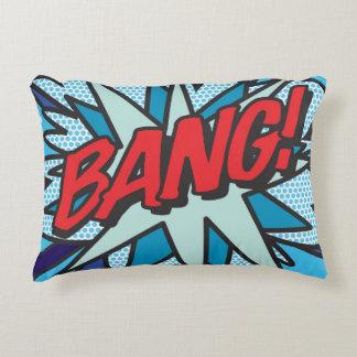 GOLPE da banda desenhada! coxim do travesseiro do Almofada Decorativa