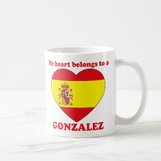Gonzalez Caneca De Café