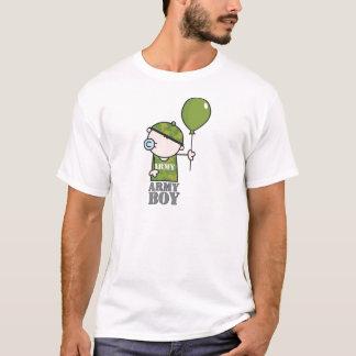 Goochicoo army_boy camiseta