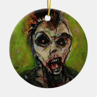 Goodfornothing de Johnny do ornamento do zombi