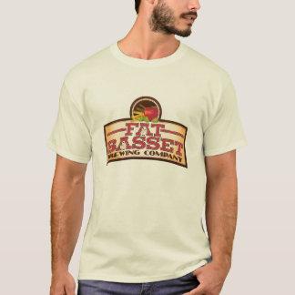 Gordo Basset Brewing Empresa Camiseta