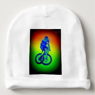 Gorro Para Bebê A camisa do Mountain bike T dos meninos apresenta