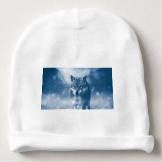 Gorro Para Bebê A casa do escritório do lobo personaliza destinos