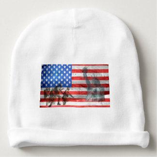 Gorro Para Bebê A casa do escritório do patriota personaliza
