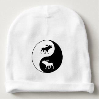 Gorro Para Bebê Alces de Yin Yang