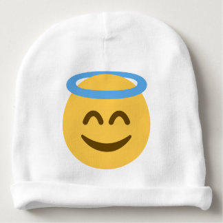 Gorro Para Bebê Angel Emoji