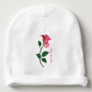 Gorro Para Bebê Aquecedor cor-de-rosa de Kell Jean