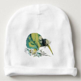 Gorro Para Bebê Arte do pássaro do quivi