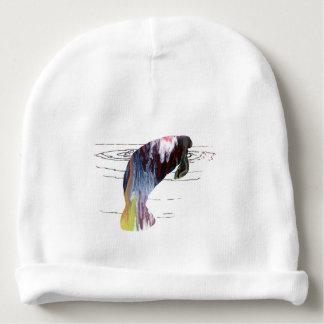 Gorro Para Bebê Arte do peixe-boi