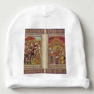 Gorro Para Bebê Arte muçulmana islâmica de Boho do Islão de India