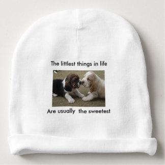Gorro Para Bebê As coisas as mais pequenas na vida