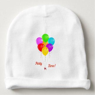 Gorro Para Bebê Balões do partido
