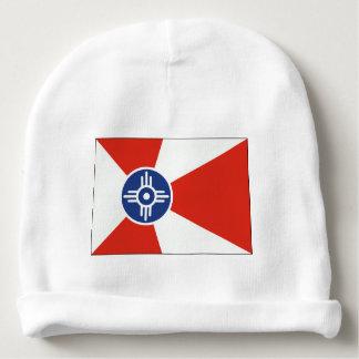 Gorro Para Bebê Bandeira da TIC de Wichita Kansas