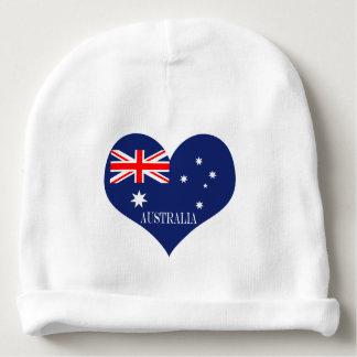 Gorro Para Bebê Bandeira de Austrália