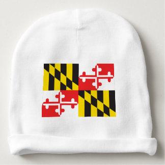 Gorro Para Bebê Bandeira de Maryland