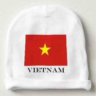 Gorro Para Bebê Bandeira de Vietnam
