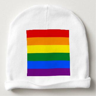 Gorro Para Bebê Bandeira do arco-íris