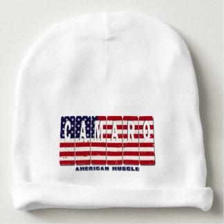 Gorro Para Bebê Bandeira patriótica do carro do músculo de Chevy