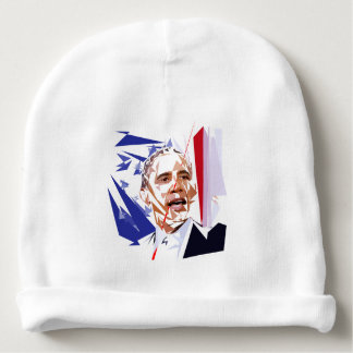 Gorro Para Bebê Barack Obama